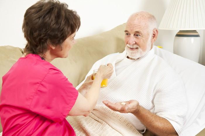 Phương pháp chăm sóc bệnh nhân sau tai biến tại nhà 1