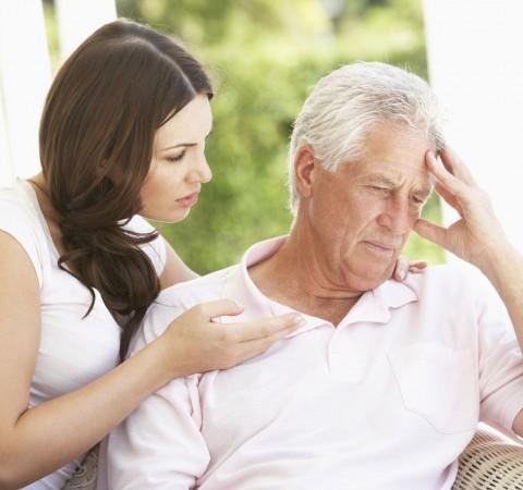 Liệu bệnh hay quên ở người già có tự khỏi? 1