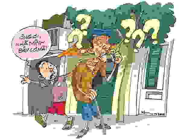 Cảnh báo: Bệnh hay quên ở người già! 1