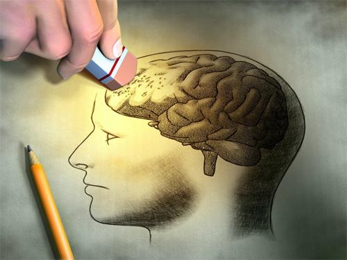 Các dạng hay gặp nhất của bệnh mất trí nhớ 1
