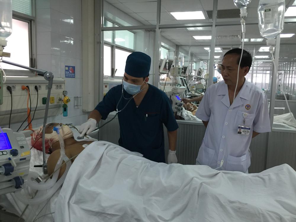 Cách chăm sóc bệnh nhân chấn thương sọ não 1
