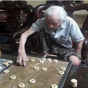 1. Cụ Điền: 90 tuổi - Hà Nội 1