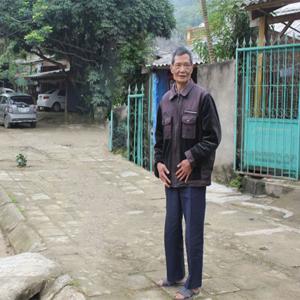 3. Ông Ma Viết Tương: 75 tuổi - Thái Nguyên 1