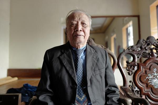 Bí quyết giúp thầy giáo 87 tuổi giữ lại trí tuệ sau 2 đợt tai biến 1