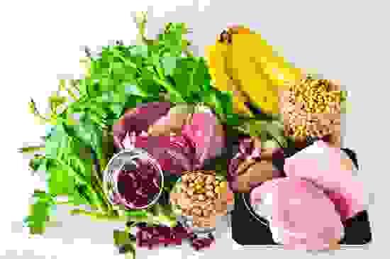 2, Nhóm thực phẩm giàu vitamin nhóm B 1