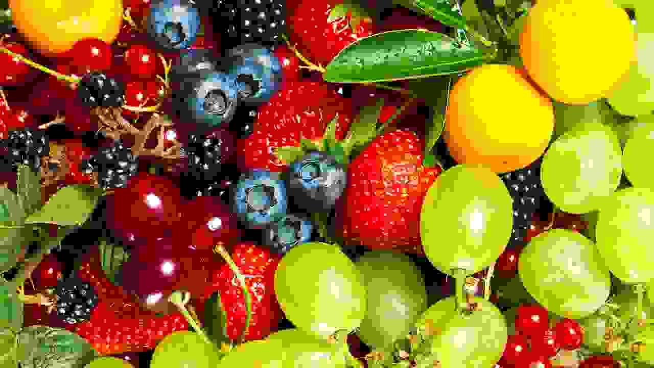 1, Nhóm thực phẩm giàu chất chống oxy hóa 1