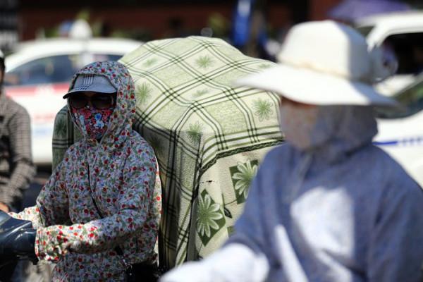 Nắng nóng kéo dài nguy cơ đột quỵ tăng cao 1