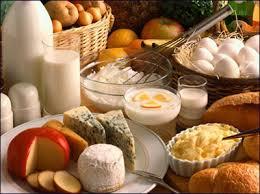 Thức ăn chứa nhiều cholesterol 1